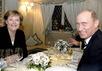 Ангела Меркель и Владимир Путин. Фото: bundeskanzlerin.de