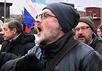 На пикете против войны с Украиной. Кадр Грани.ТВ