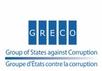 Логотип ГРЕКО - группы Совета Европы по борьбе с коррупцией