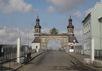 Мост королевы Луизы между Советском (Россия) и Панямуне (Литва). Фото: Википедия