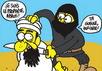 """""""Что будет, если Мухаммед вернется"""": фрагмент карикатуры Charlie Hebdo (2014)"""