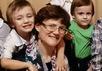 Светлана Давыдова с детьми. Фото: svoboda.org