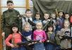 """""""День ополченца"""" в детском саду Петербурга. Фото: @666_mancer"""