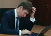 Адвокат Надежды Савченко Илья Новиков в суде. Фото: Грани.Ру