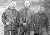 Слева направо: Вячеслав Исаев, Максим Баклагин, Юрий Тихомиров. Фото из материалов дела БОРН