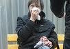 Станислав Поздняков после избиения. Фото Анастасии Зотовой