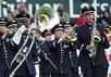 Оркестр ВВС США в Европе. Фото пресс-службы ВВС США