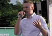"""Алексей Навальный в Костроме. Кадр """"Граней-ТВ"""""""