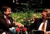 Михаил Саакашвили и Джеффри Пайетт. Фото с ФБ-страницы Саакашвили