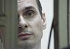 Олег Сенцов в суде, 6 августа 2015. Фото: Грани.Ру