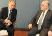 Владимир Путин и Хайдер аль-Абади. Фото: kremlin.ru