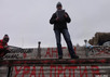 Акция протеста дальнобойщиков под Екатеринбургом. Фото с сайта Ura.Ru