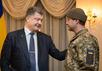 Петр Порошенко и Андрей Гречанов. Фото с сайта president.gov.ua