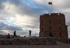 Башня Гедимина в Вильнюсе. Фото Грани.Ру