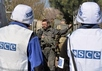 Наблюдатели ОБСЕ на востоке Украины. Фото: pravda.com.ua