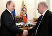 Владимир Путин и Сергей Миронов. Фото: kremlin.ru