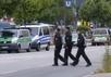 После стрельбы в Мюнхене. Кадр Reuters