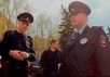 Полицейские раменского ОП-1. Кадр видео с youtube-канала sergmak