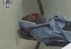 "Раненый активист ""Сасна црер"" в больнице. Кадр видео с youtube-канала POLICE RA Vostikanutyun"