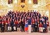 Владимир Путин и российские паралимпийцы. Фото: championat.com