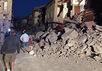 Землетрясение в Италии. Фото: @JRodzMIA