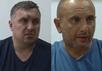 Евгений Панов и Андрей Захтей на допросах. Кадры съемок ФСБ