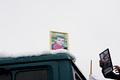 Шествие памяти С.Маркелова и А. Бабуровой. Фотографии убитых нацболов. Фото Евгении Михеевой/Грани.Ру