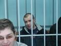 Суд над Алексеем Соколовым. Подсудимый Аникин также дает показания по делу. Фото с сайта http://mcpch.livejournal.com/