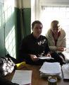 Алексей Соколов с женой Гулей. Фото с сайта master-sudtyajb.narod.ru