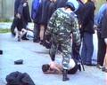 """Кадр из фильма Алексея Соколова """"Фабрика пыток"""""""