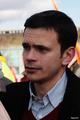 "Илья Яшин на митинге ""Комитета пяти требований"". Фото Е.Михеевой/Грани.Ру"