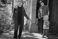 Внук Алексея Пичугина с мамой в гостях у Лии Ахеджаковой. Фото Владимира Телегина