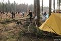 Линия фронта в Цаговском лесу. Фото Вероники Максимюк/Грани.Ру