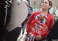 Нашисты на бульваре 7 мая 2012 г. Фото В.Максимюк/Грани.Ру