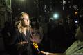 Лагерь на Чистых прудах. Ксения Собчак. Фото В.Максимюк/Грани.Ру