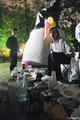 Лагерь на Чистых прудах. Ночь на 10 мая. Фото В.Максимюк/Грани.Ру