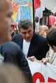 """Марш миллионов-3"". Борис Немцов. Фото Ники Максимюк"