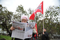 Акция в защиту антифашистов. Фото Л.Барковой/Грани.Ру