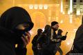 Акция антифа на Тверской. Фото Людмилы Барковой