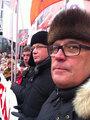 Лидеры РПР-ПАРНАС на Марше против подлецов. Фото Ильи Яшина