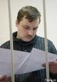 Михаил Косенко в суде 23 января. Фото Дмитрия Борко