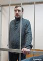 Михаил Косенко в суде. Фото Дмитрия Борко/Грани.ру