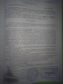 Постановление об административном наказании Белоусова от 17 мая. Страница 1