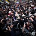 """Татуировка """"Путин-вор"""" на руке Юрия Маширова-Мельничука https://www.facebook.com/yuriy.mashirov Фото: shuum.ru"""