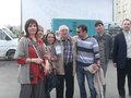 Василий Цепенда справа от Владимира Лукина на Болотной 6 мая 2012 г. Фото с личной страницы ВКонтакте