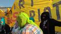 """""""Люди в черном"""": колонна Pussy Riot"""