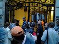 """Захват офиса движения """"За права человека"""". Фото Д.Борко/Грани.Ру"""