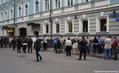 Возле захваченного здания ЗПЧ. Фото Дмитрия Борко/Грани.ру