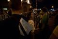 У Госдумы в ночь на 19 июля 2013 г. Фото Юрия Тимофеева/Грани.Ру