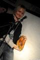 """Аукцион в """"Артефаке"""" в поддержку политзеков. Анастасия Каримова. Фото Ники Максимюк/Грани.Ру"""